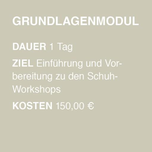 Rolf Rainer Footwear Workshops